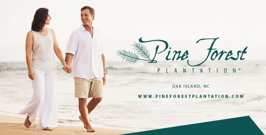 Pine Forest Plantation is an active adult senior living community in Oak Island, NC.