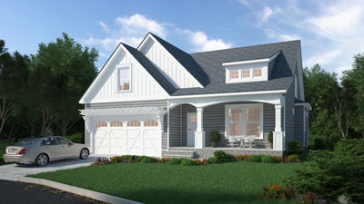Pine Forest Bayswater home rendering