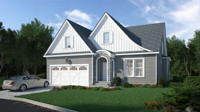 Pine Forest Bayswater II home rendering