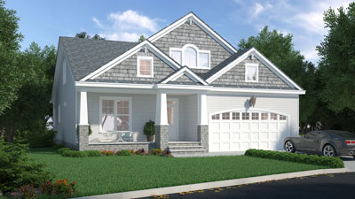 Pine Forest Harrelson home rendering