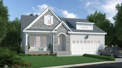 Pine Forest Harrelson II home rendering