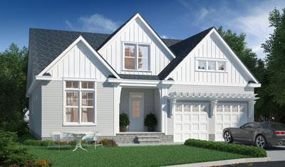 Pine Forest Lancaster home rendering
