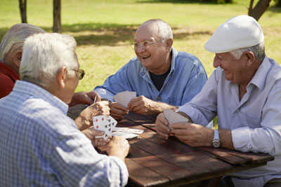 Amenities for Senior Living at Pine Forest