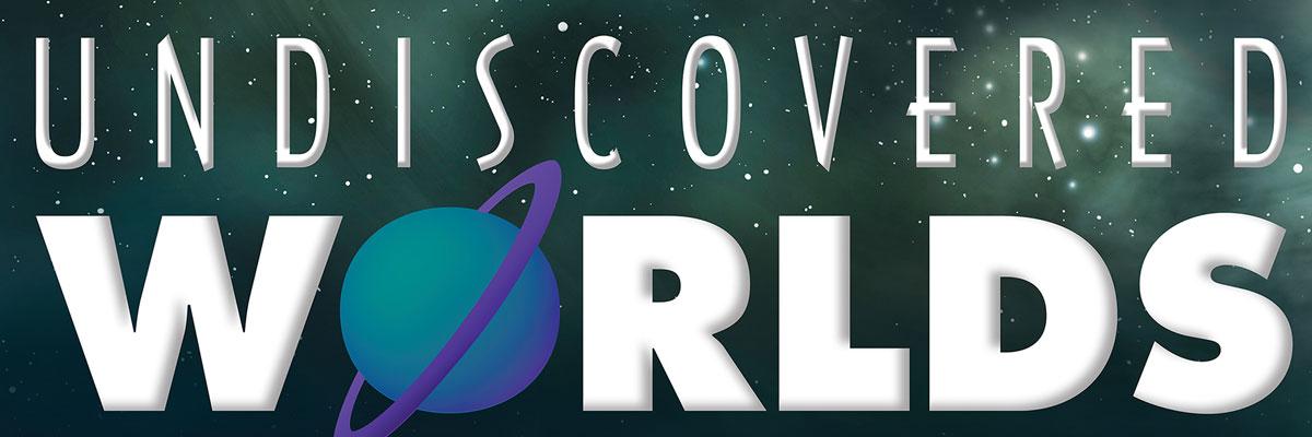 Undiscovered Worlds at the Ingram Planetarium - January 19, 2018