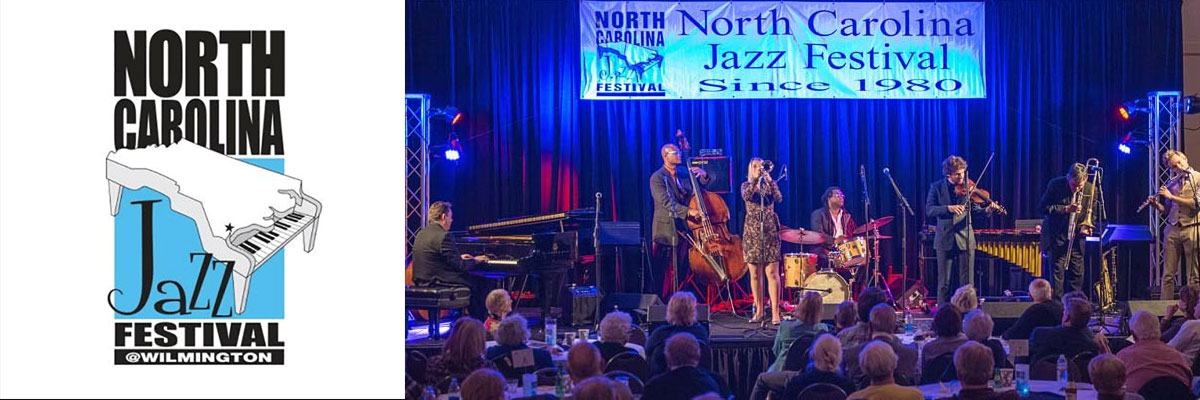 38th Annual North Carolina Jazz Festival