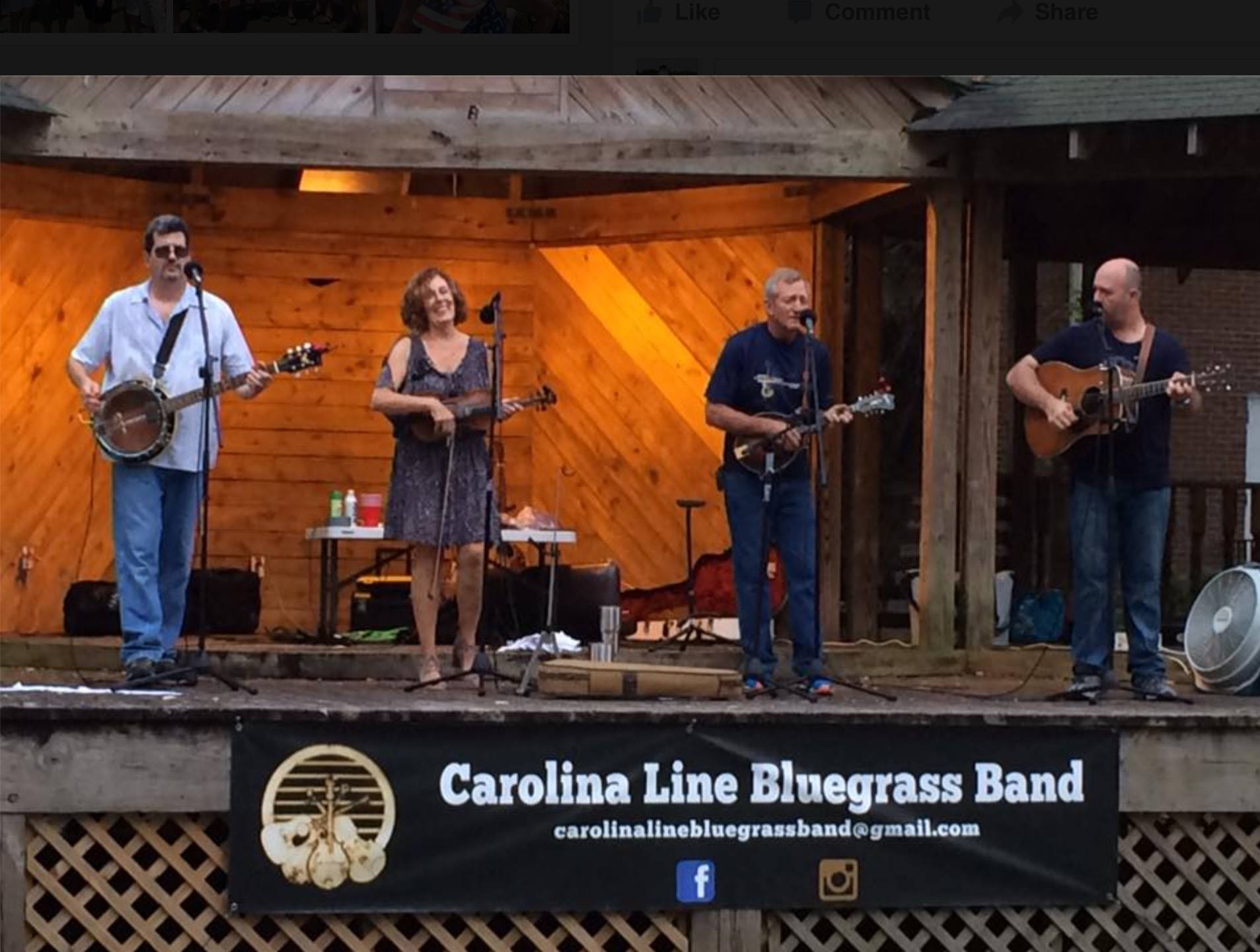 Carolina Line Bluegrass Band