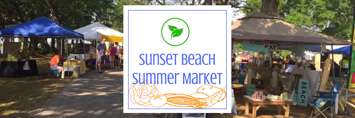 Sunset Beach Summer Market