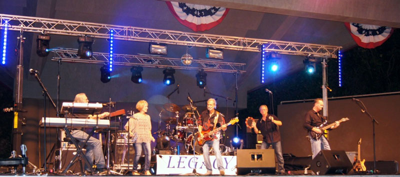 Legacy - Classic Rock Cover Band