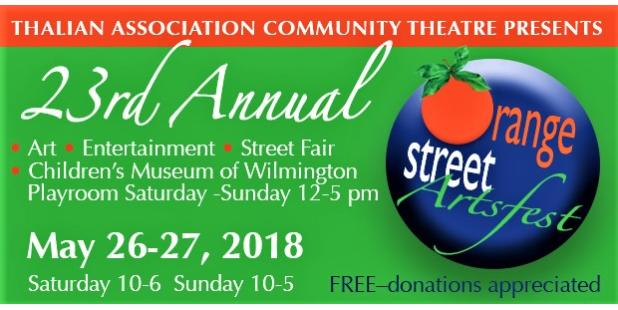Orange Street ArtsFest