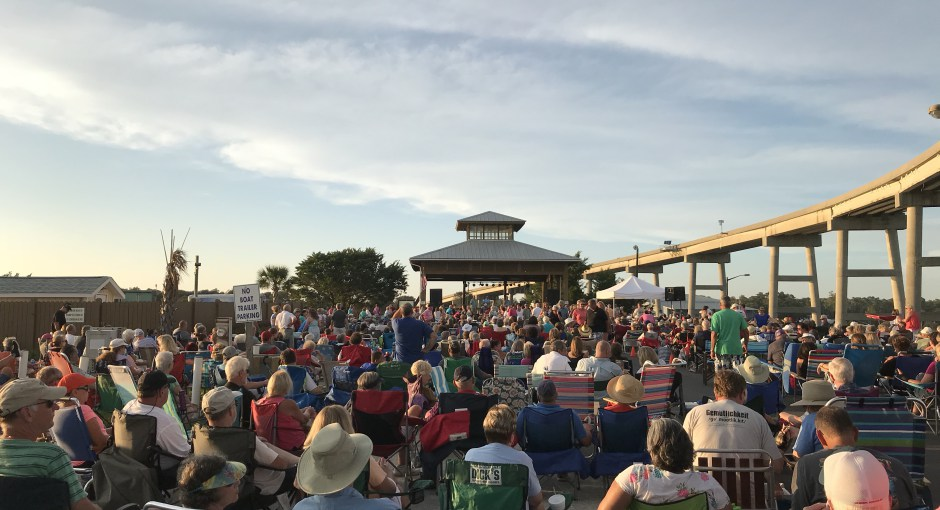 Holden Beach Concert Series 2018