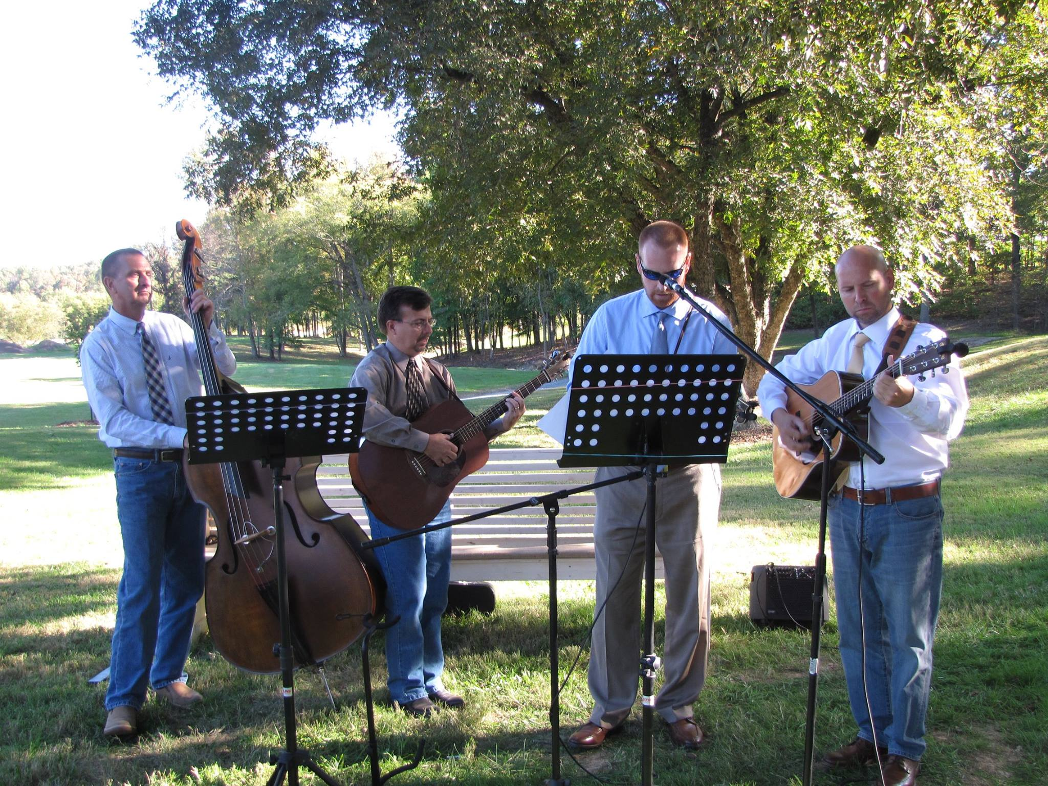 South of K bluegrass band