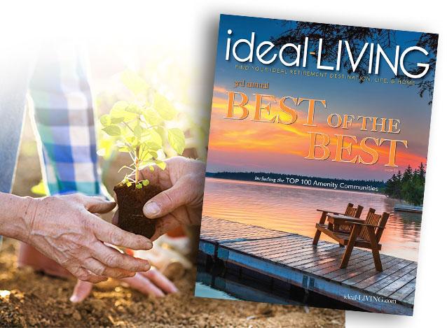 Ideal Living 2018 Best of the Best Magazine - Pine Foest Best New Community