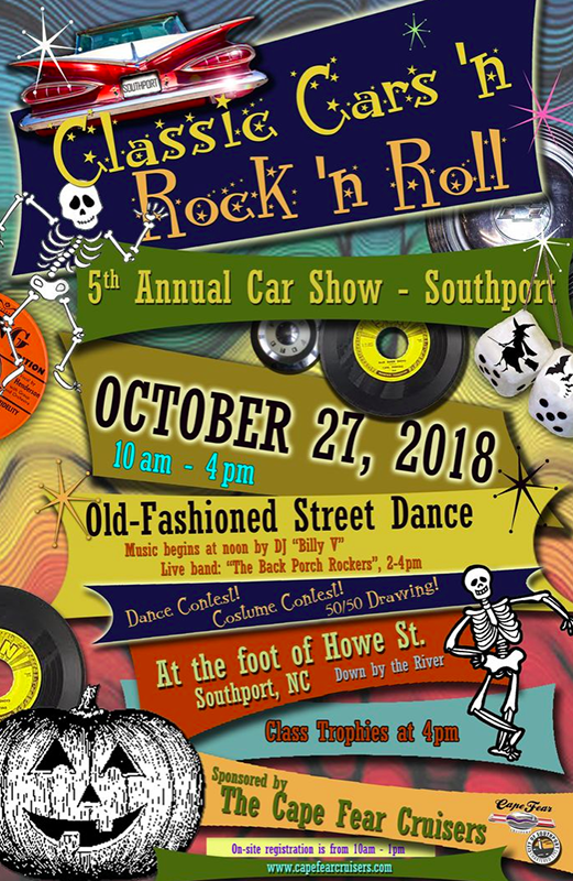 Southports-Classic-Cars-and-Rock-and-Roll-2018
