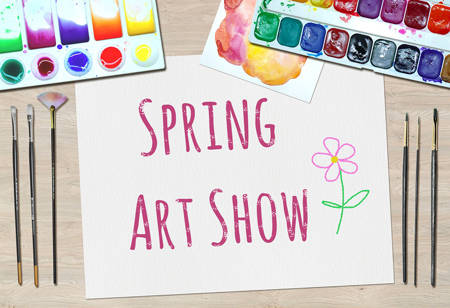 Spring Art Show - Franklin Square Gallery